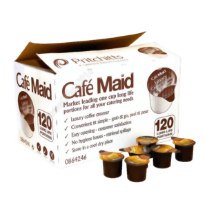 Cafe Maid Coffee Creamer Pots