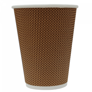 12oz-Weave-Double-Wall-Paper-Cup