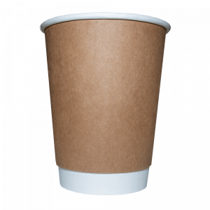 12oz Ravello Double Wall Paper Cup