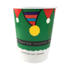 8oz Santa Elf Christmas Cup rear