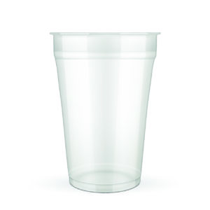 12oz CPLA Clear Cup