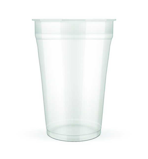 16oz CPLA Clear Cup