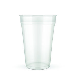 9oz CPLA Clear Cup