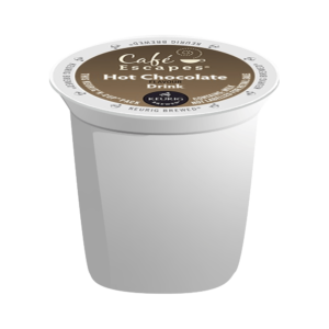 Keurig K-Cup Café Escapes Chocolate Drink
