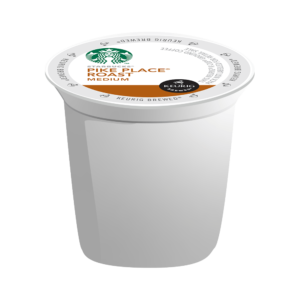 Keurig K-Cup Starbucks Pike Place