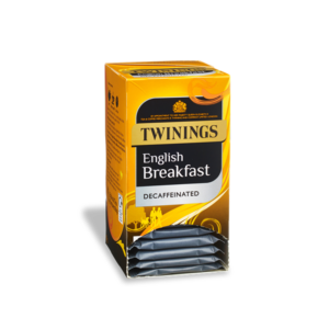 English Breakfast Decaffeinated 20