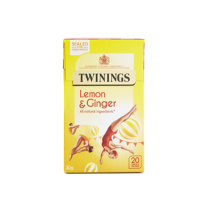 Lemon Ginger 20 bags