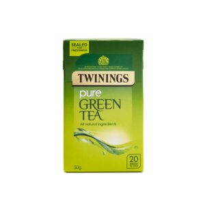 Pure Green Tea 20