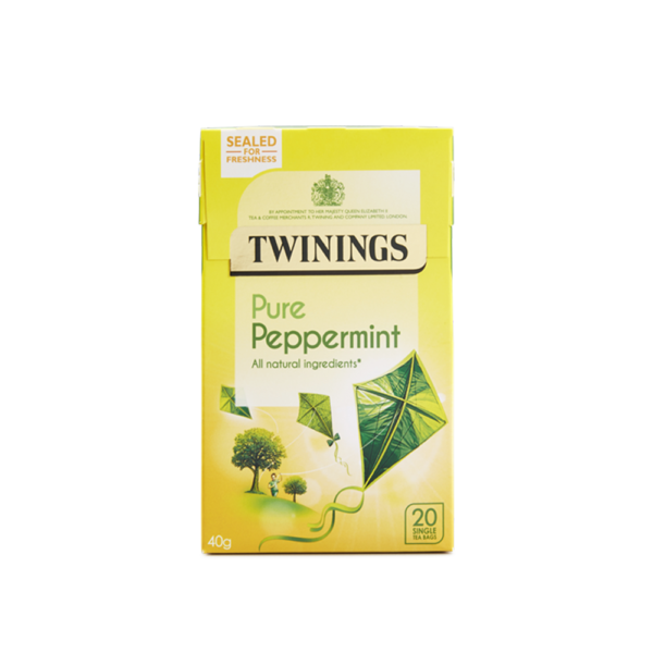 Pure Peppermint 20-bags