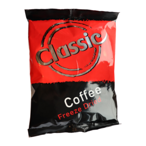 Classic Colombian Decaffeinated Freeze-Dried Instant Coffee 10 x 300g