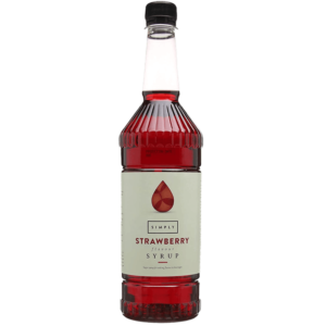 Simply Syrups Strawberry